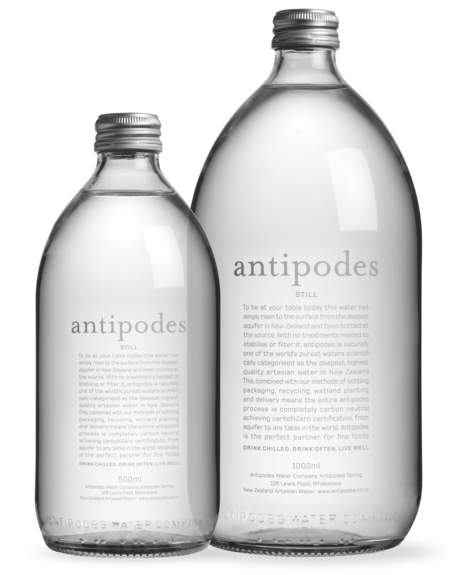 Antipodes Water