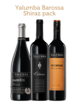 Barossa Shiraz Pack