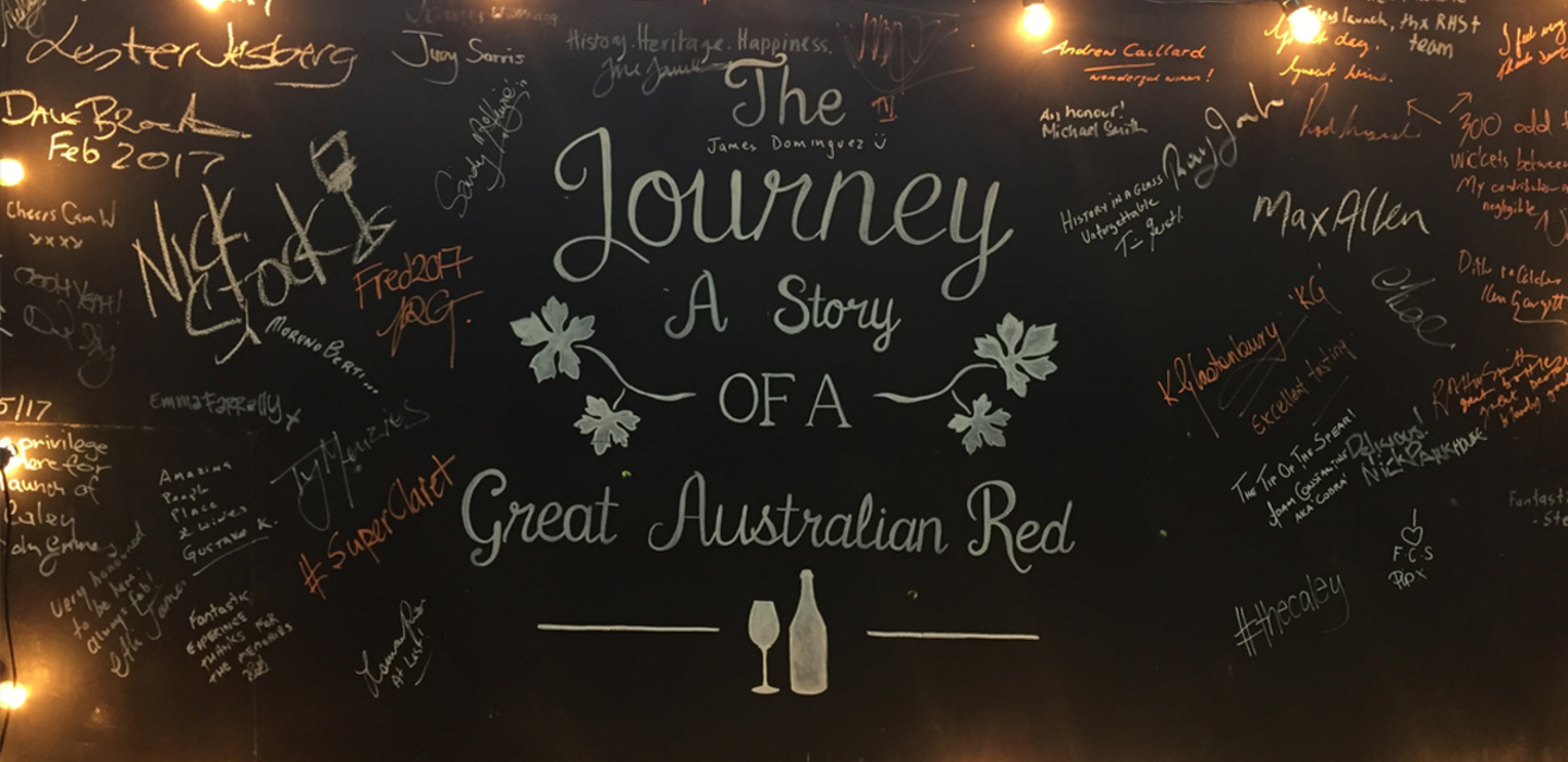 Journey Of South Australian Red