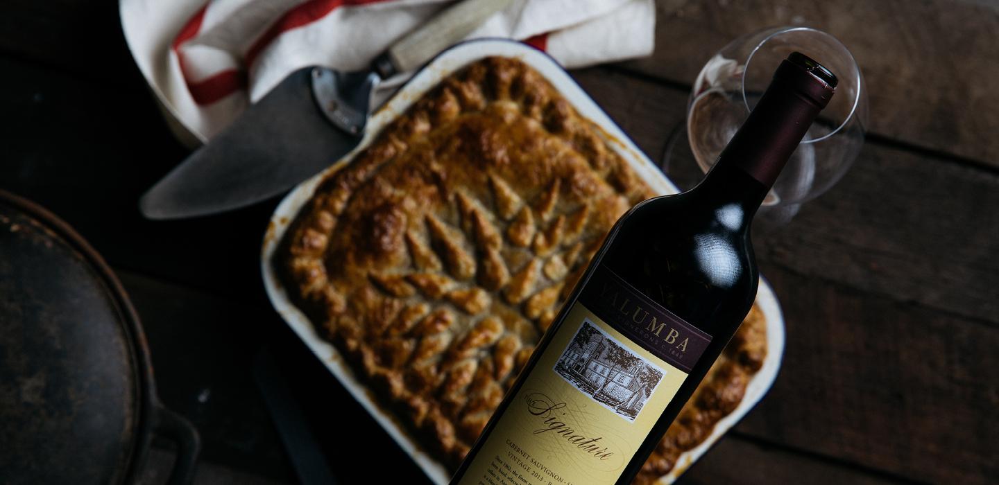 Lamb Pie Recipe From Carême Pastry
