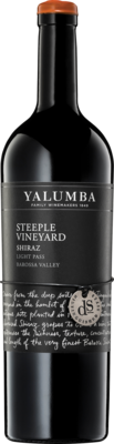 Steeple Vineyard Shiraz