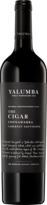 The Cigar Cabernet Sauvignon Bottleshot