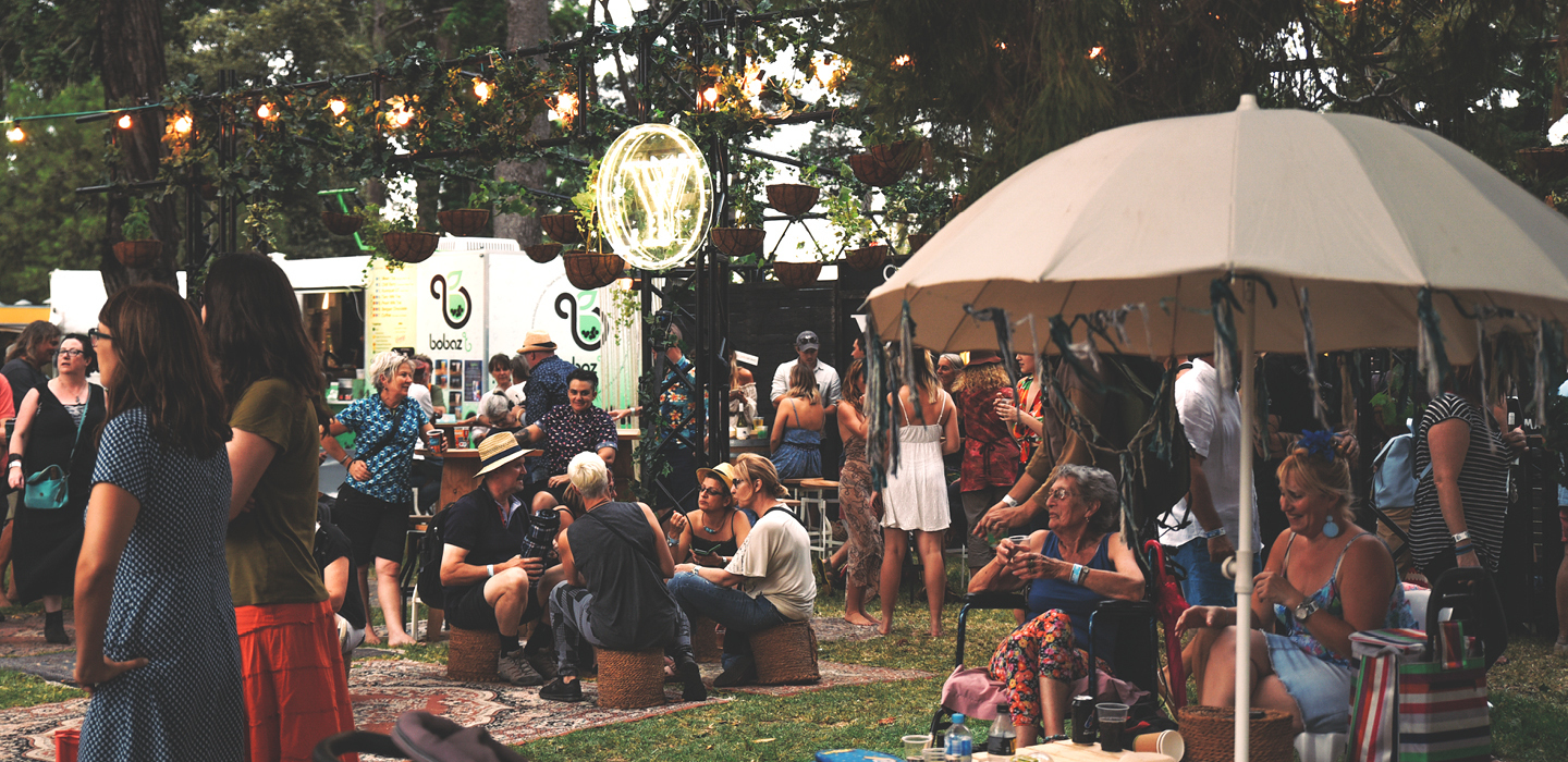 Womadelaide Crowd