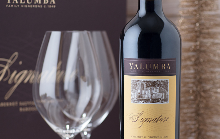 Yalumba Christmas The Signature Halliday