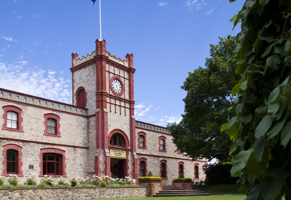 Yalumba Clocktower And Gardens