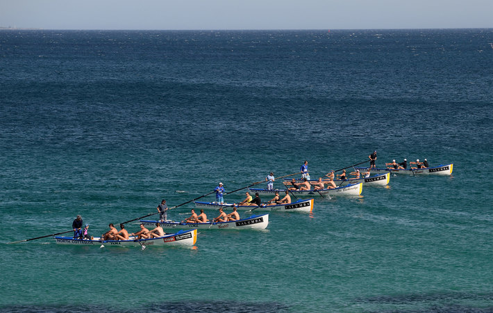 Yalumba North Cottesloe Boats