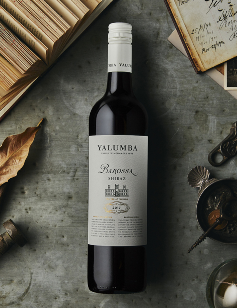Yalumba Samuelscollection Home Page