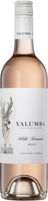 Yalumba Wild Ferment Rose Bottleshot