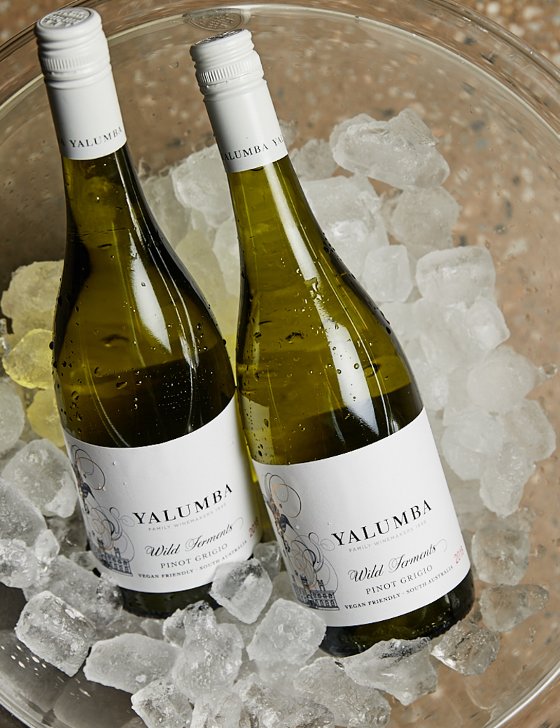 Yalumba Wild Ferments In Ice Bucket