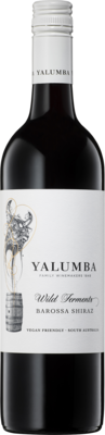Yalumba Wild Ferments Shiraz Bottleshot